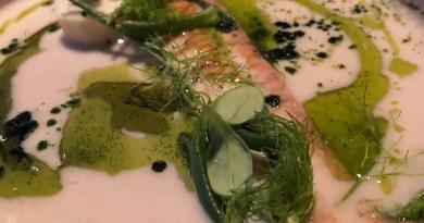 Fisch im Menü