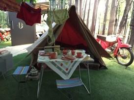 Das nennt man Camping