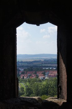 Blick vom Burgturm