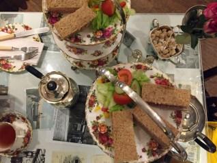 Afternoon Tea in Perth, Schottland