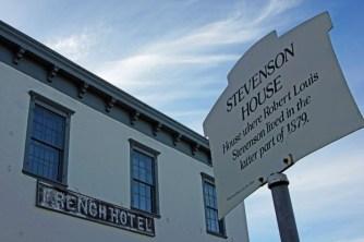 Stevenson House in Monterey