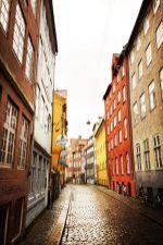 Gasse in Kopenhagen