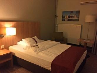 Zimmer im Leonardo Hotel