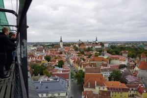 Tallinn, die Stadt der Kirchen und der Türme