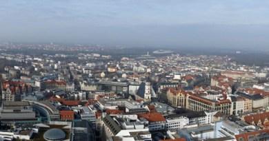 Leipzig-Panorama
