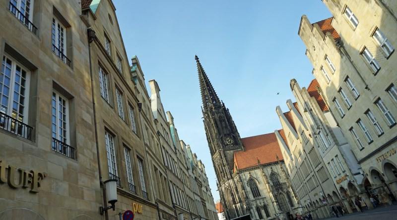 Prinzipalmarkt mit Kirche