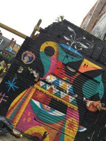 Street Art in Spitalsfield