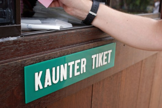 Ticketschalter