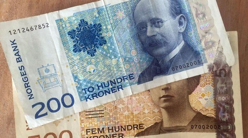 Norwegische Kronen