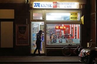 Kiosk und Internet Café