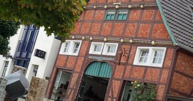 Fachwerkhaus am Marktplatz