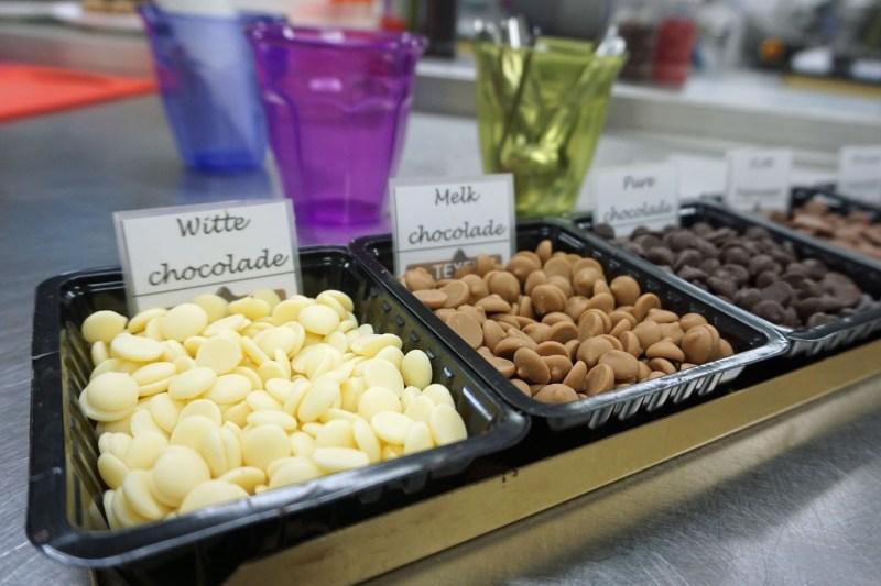 Rohstoff Schokolade