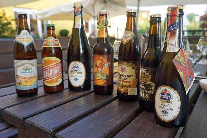 Biere aus der Hallertau