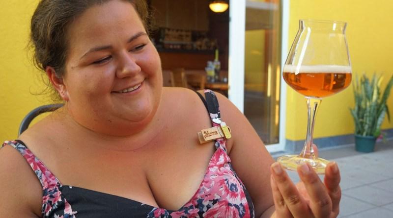 Biersommelière Johanna Röhrich
