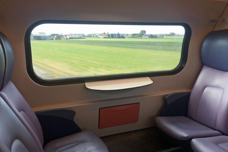 Zwischen Amsterdam und Den Helder