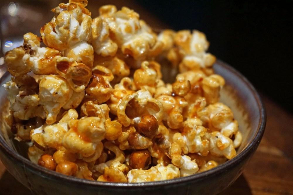 Das Haus-Popcorn
