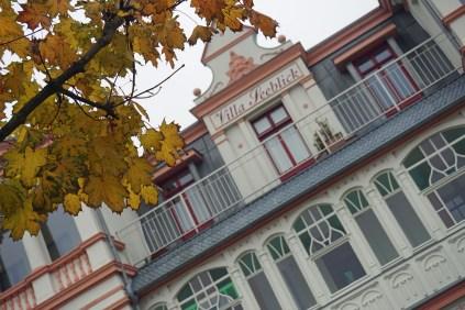 Herbst auf Usedom