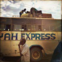 Express-Bus nach Lodwar