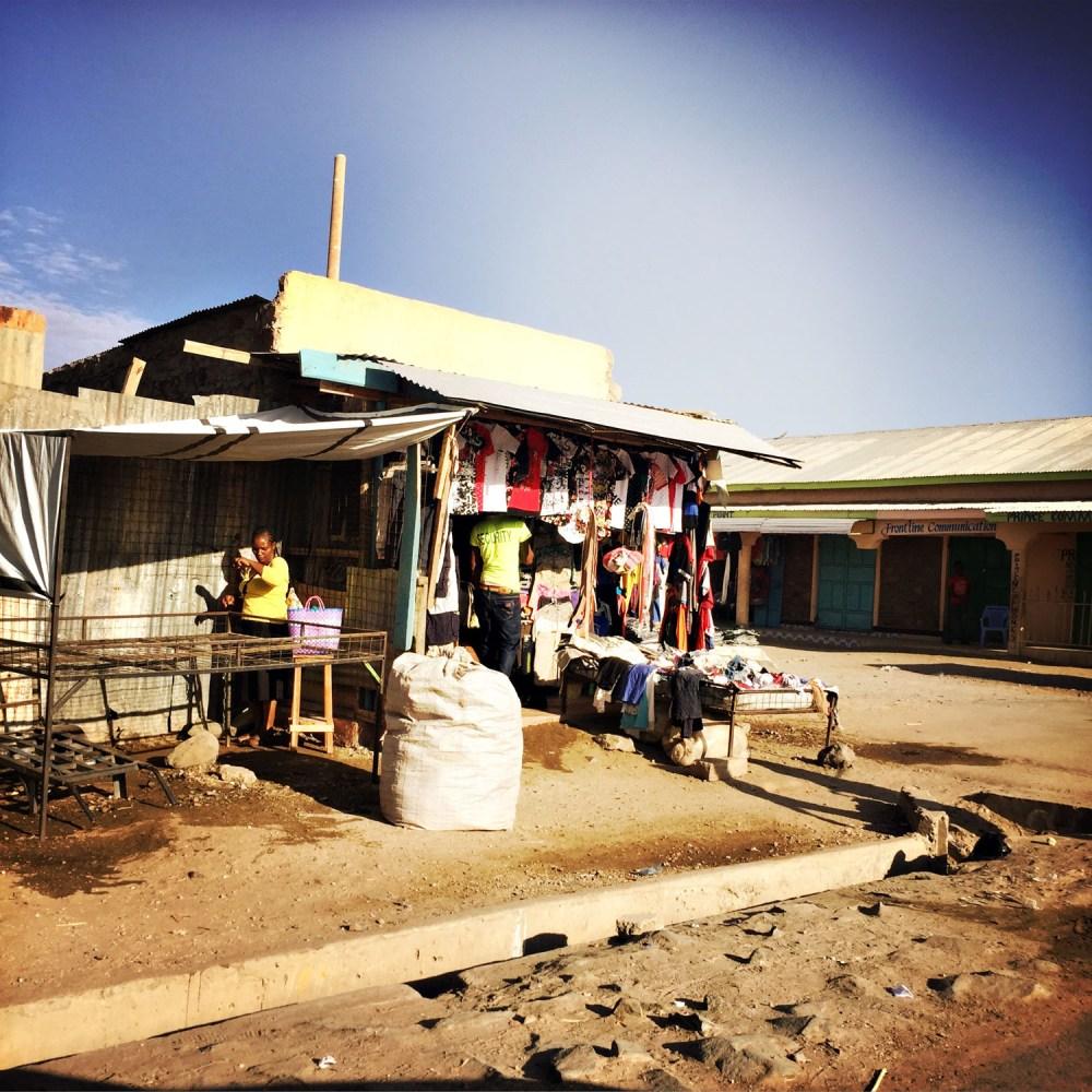 Laden in Lodwar