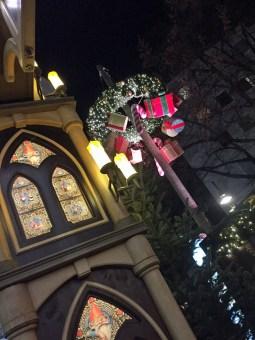 Weihnachtslichter (Foto: J. Düspohl)