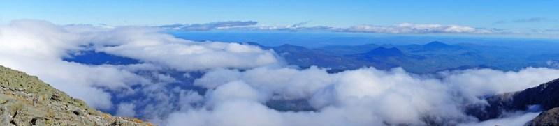 Blick vom Mount Washington