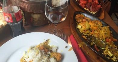 Mittagstisch im Indian Masala