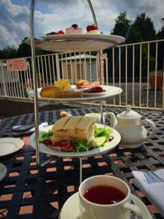 Afternoon Tea in England