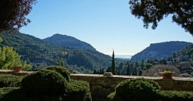 Blick vom Kloster
