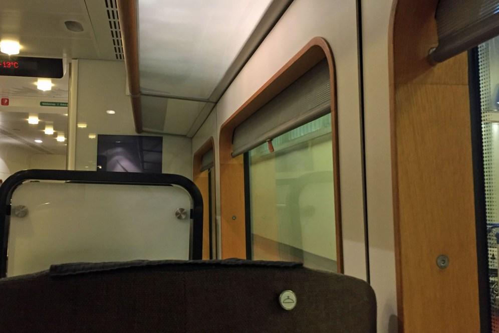Im Arlanda Express