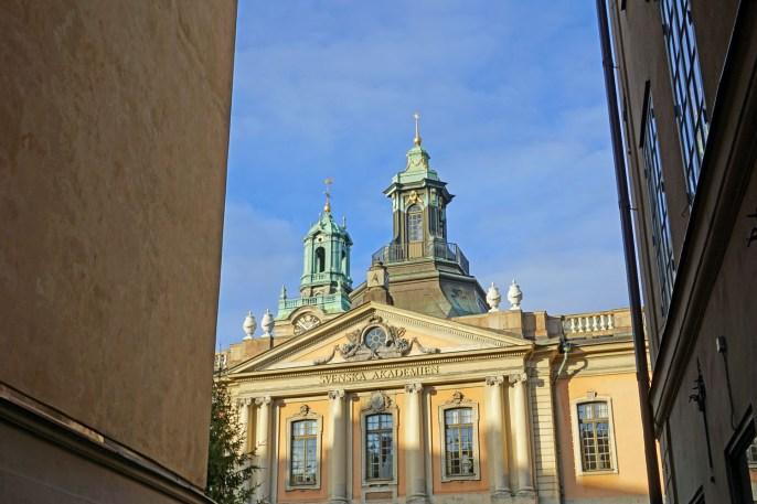 Die Schwedische Akademie