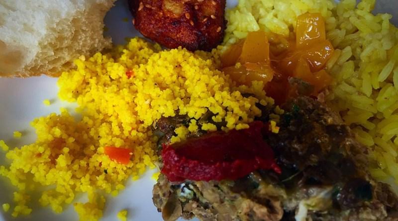 Schöne Farben hat das Frühstück