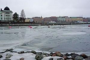 Zwei halbe Tage in Helsinki