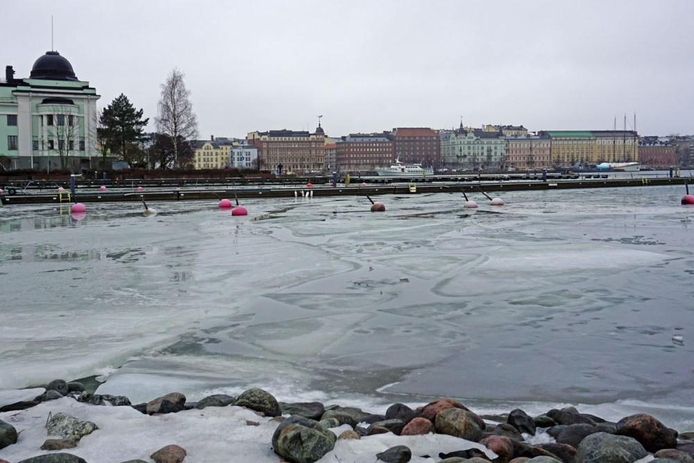 Helsinki im Winter