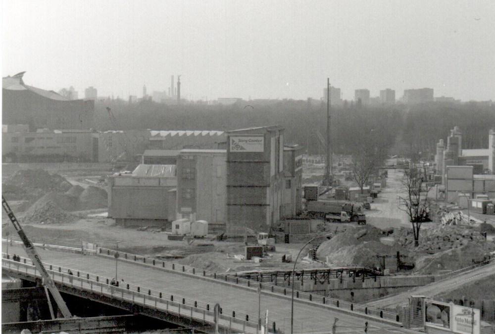 Großbaustelle 1996
