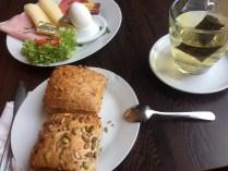 Frühstück in Berliner Bäckerei