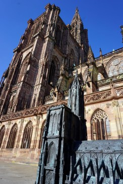 Das Münster in groß und in klein