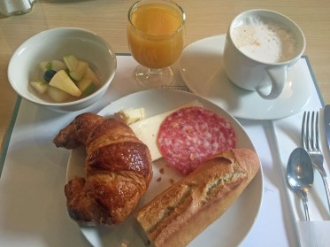 Französisches Frühstück