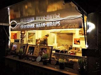 Der Streetfood-Wagen