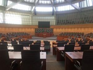 Besuch im NRW-Landtag in Düsseldorf