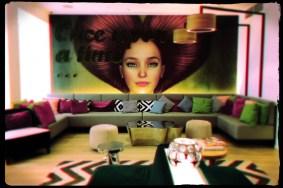 Lobby im Ibis Styles