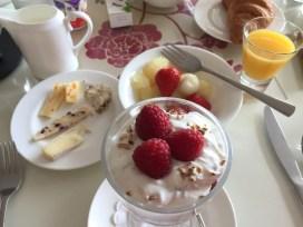 Schottland-Rundreise: Frühstück in Fort William