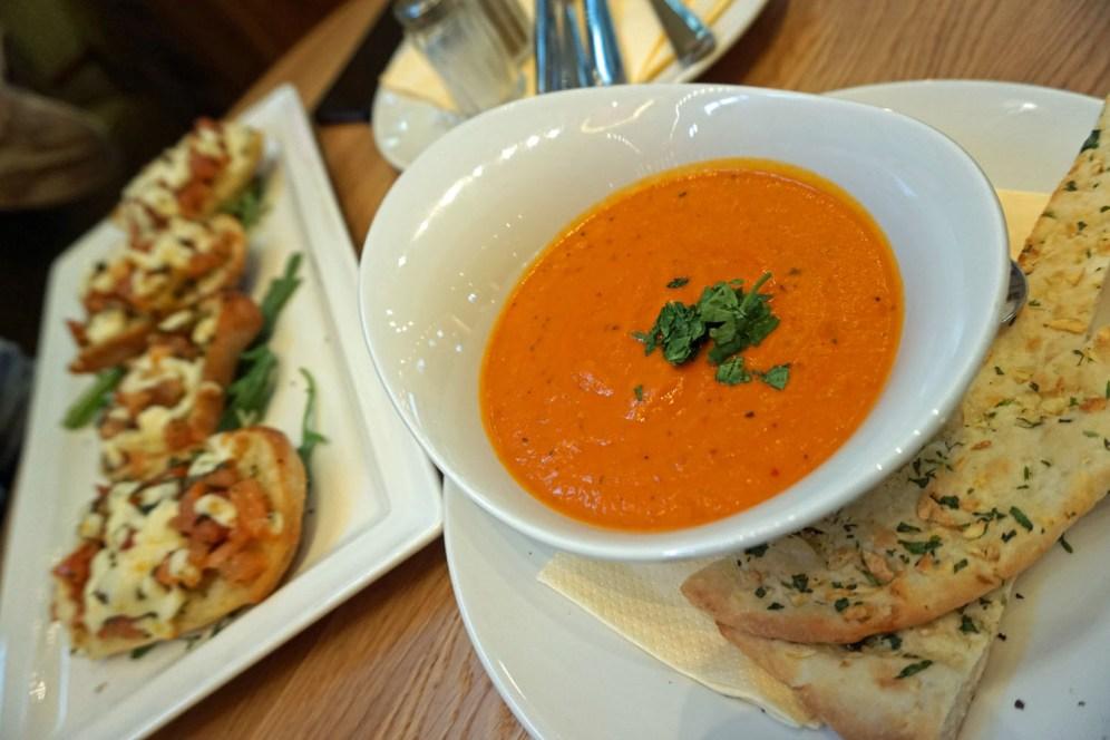 Vorspeise: Suppe
