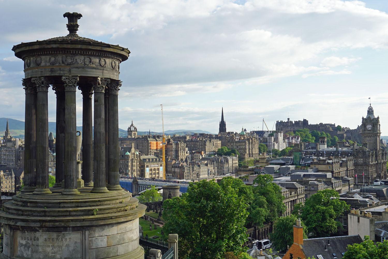 Stadtspaziergänge in Edinburgh