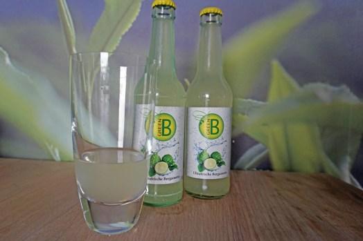 Bergamotte-Limonade