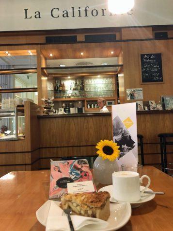 Im Museumscafé