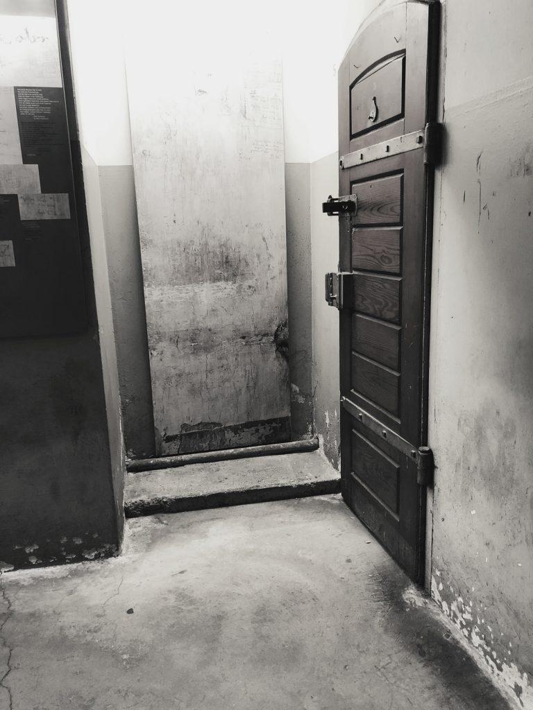 Im Keller des EL DE Hauses