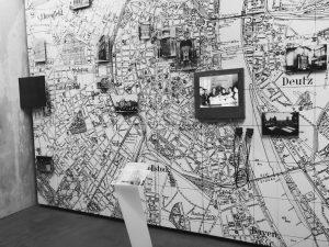 Interaktive Stationen in der Ausstellung