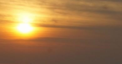 Sonnenuntergang in Dubai