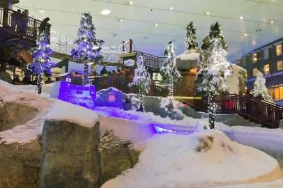 Ski Halle in Dubai