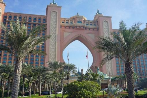 Hotel auf The Palm